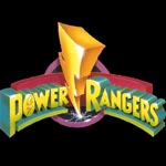 POWER RANGERS LOGO - 232
