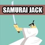 SAMURAI JACK - 23 - LOGO