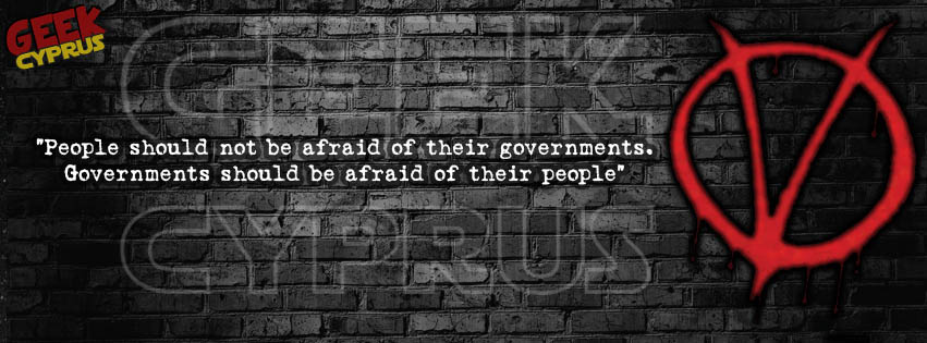 Governments Should Be Afraid Of Their People V QUOTE 2
