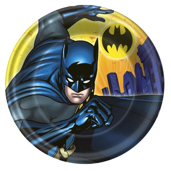 batman-dinner-plates