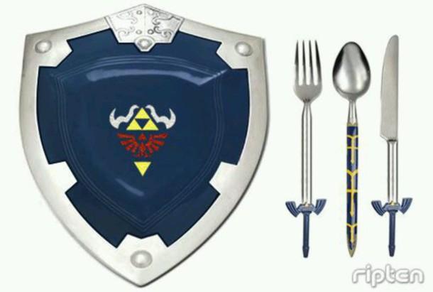 r8oupy-l-610x610-homeaccessory-legendzelda-silverware-plate-dishes-kitchen-geek-zelda-videogames-dinnerware
