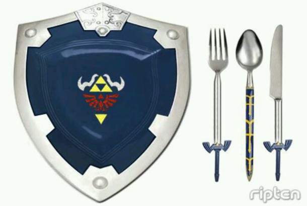 r8oupy-l-610x610-homeaccessory-legendzelda-silverware-plate-dishes-kitchen-geek-zelda-videogames-dinnerware