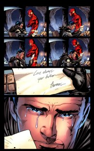 batman cries