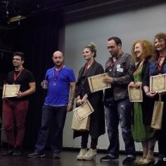 Απονομή βραβείων διαγωνισμού συγγραφής «ΦantastiWords 2017»