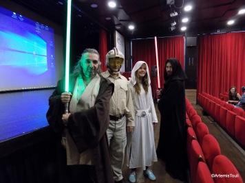 Star Wars vs Star Treck