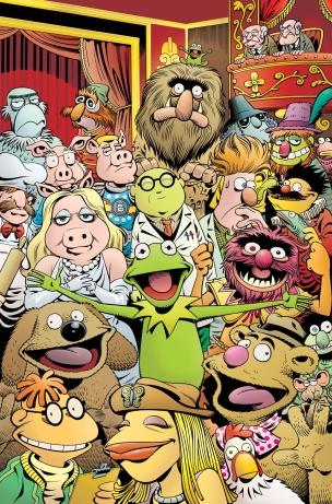 Langridge-Muppets