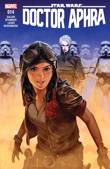 Spurrier - Star Wars - DoctorAphra