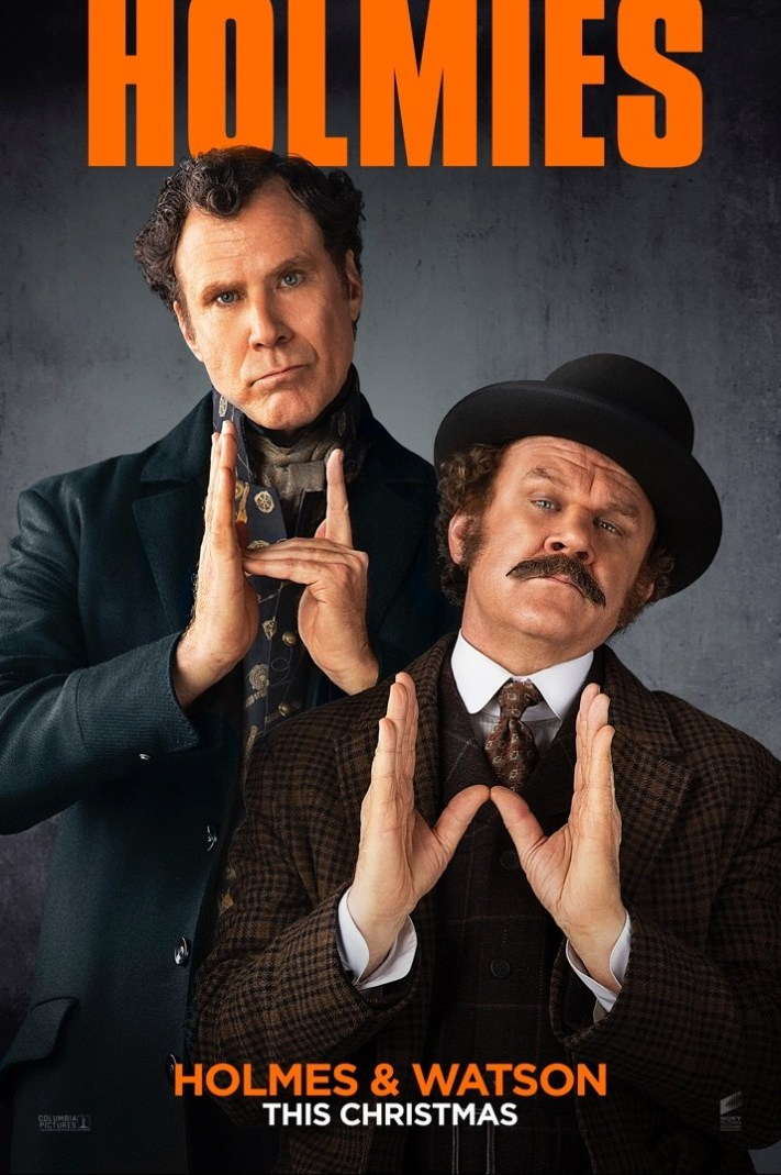 HOLMES-AND-WATSON