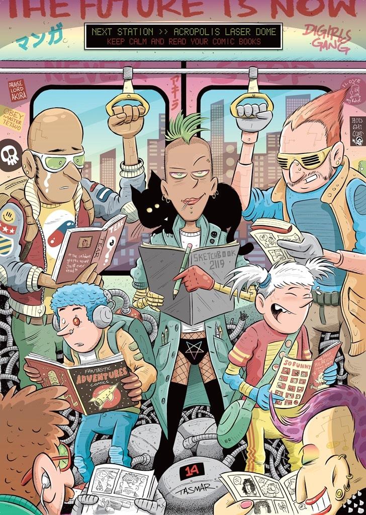 Comicdom2019